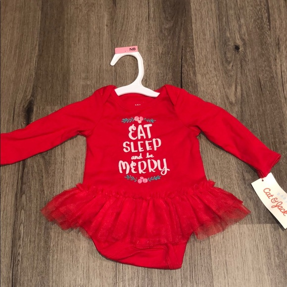 Christmas Tutu Outfits.Cat Jack Nb Onesie Baby Girl Christmas Tutu Boutique